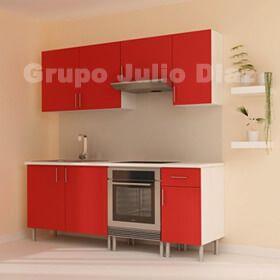 Muebles de cocinas en Kit