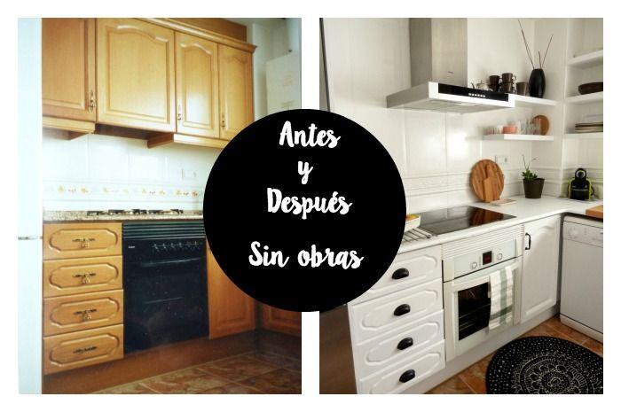 Lacado de muebles de cocina a un precio muy barato » Grupo Julio Diaz
