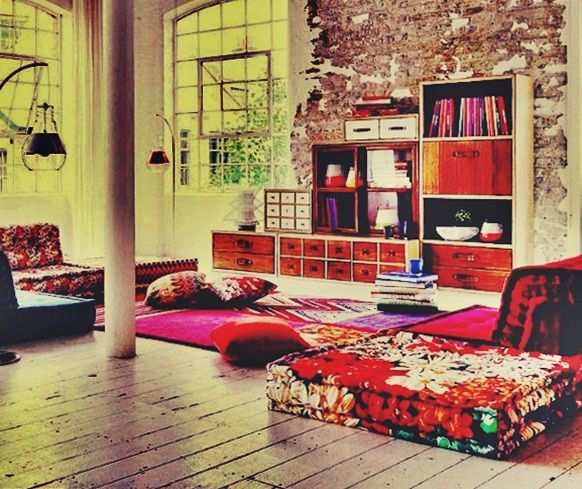 boho chic decoracion