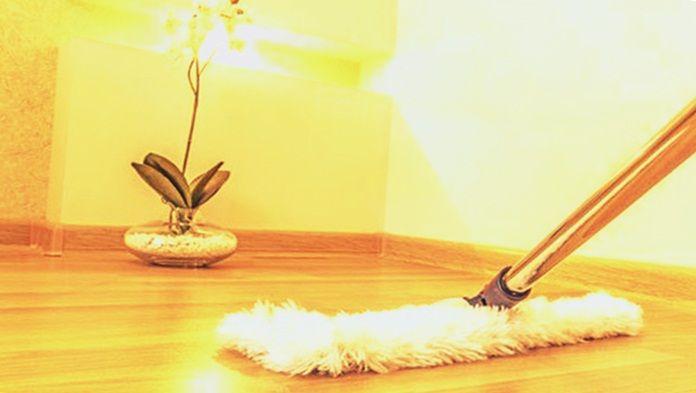cuidar parquet suelo