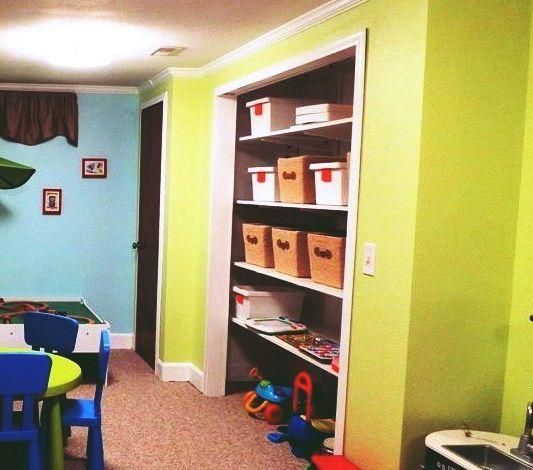 Decoracion de habitacion infantil con muebles de madera » Grupo ...