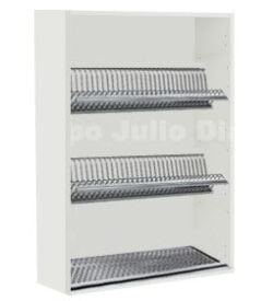 Muebles de cocina en kit y modulos altos y bajos de cocina - Escurreplatos para muebles de cocina ...