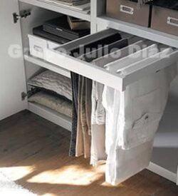 Pantaloneros para armarios