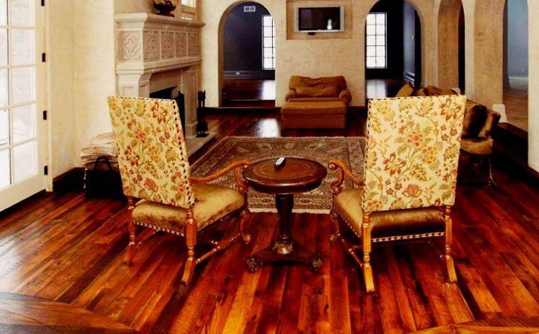 Suelo rustico interior qu tipo de madera se utiliza - Suelo rustico interior ...